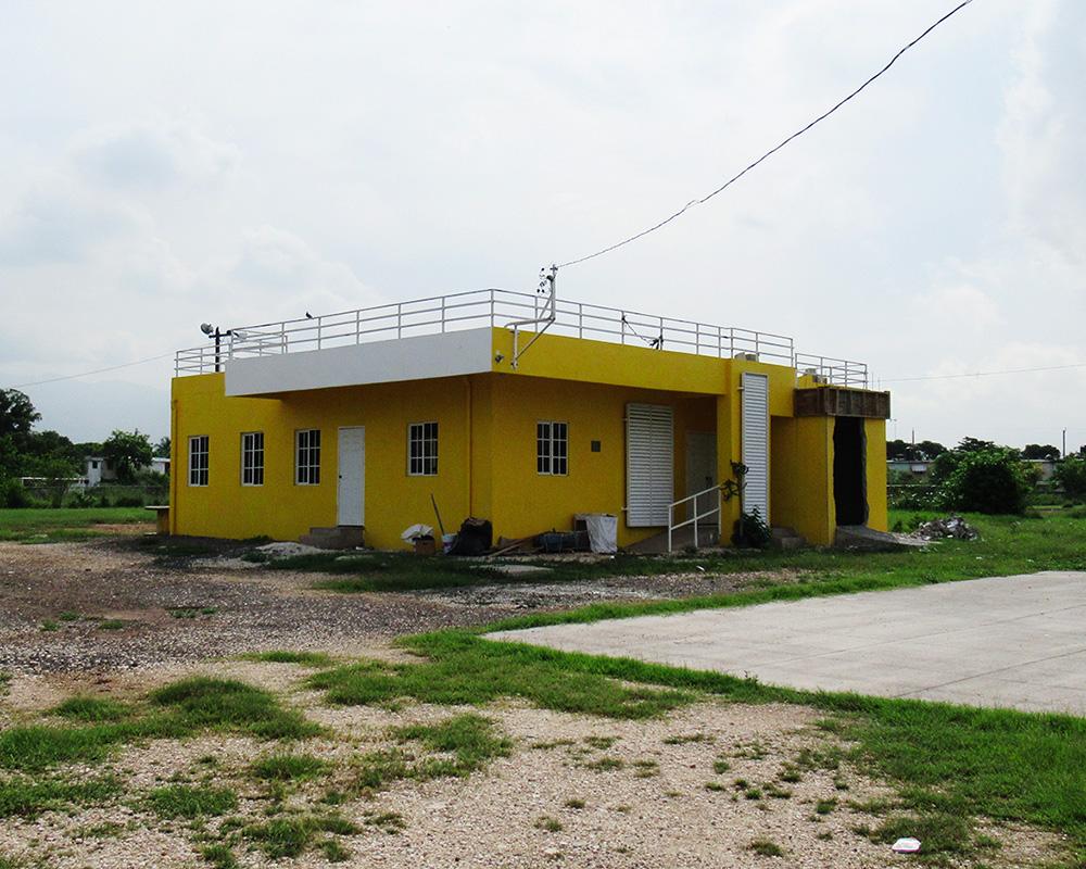 comm centre building